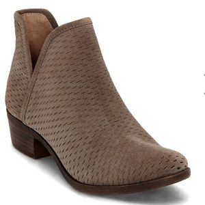 Baley bootie by Lucky Brand